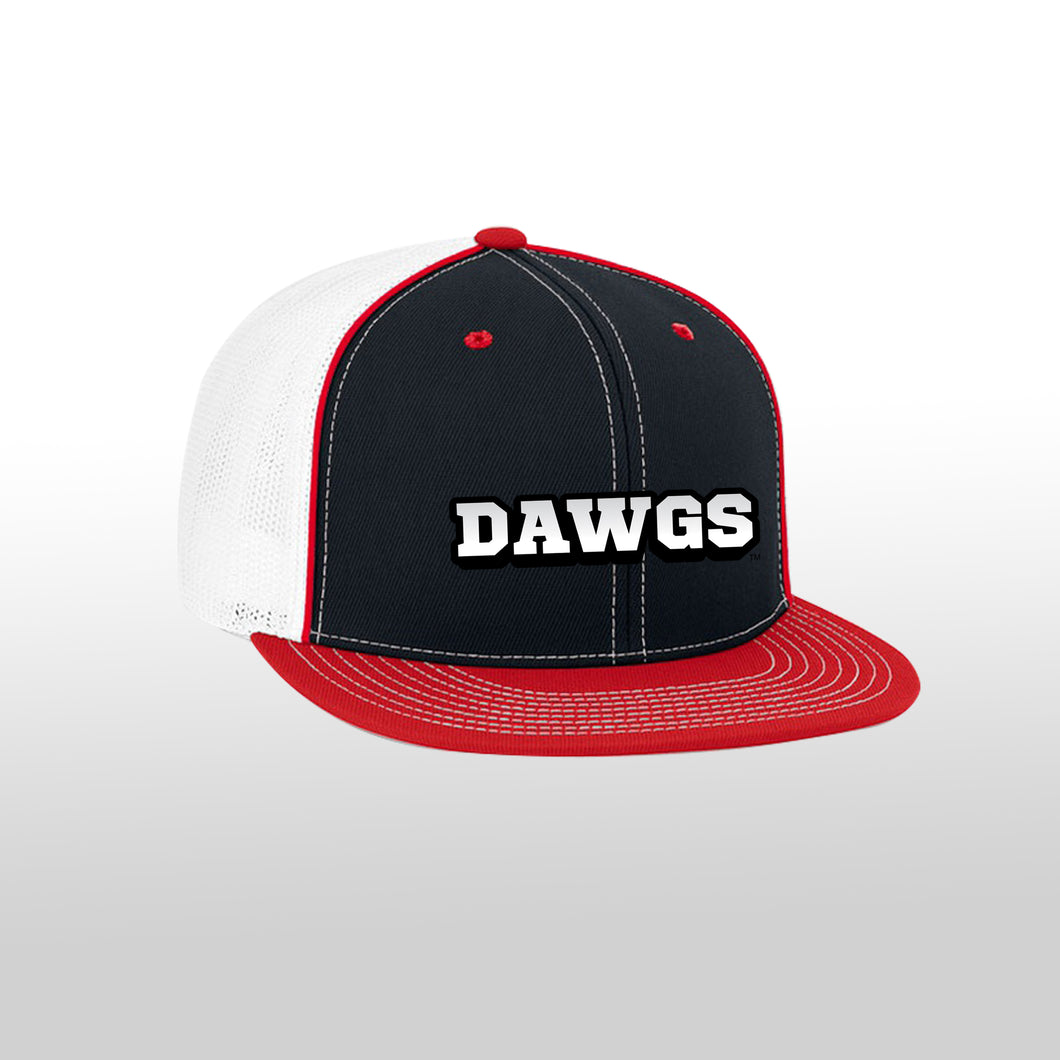 Dawgs Flat Bill Hat