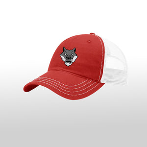 Dawg Head Adjustable Hat