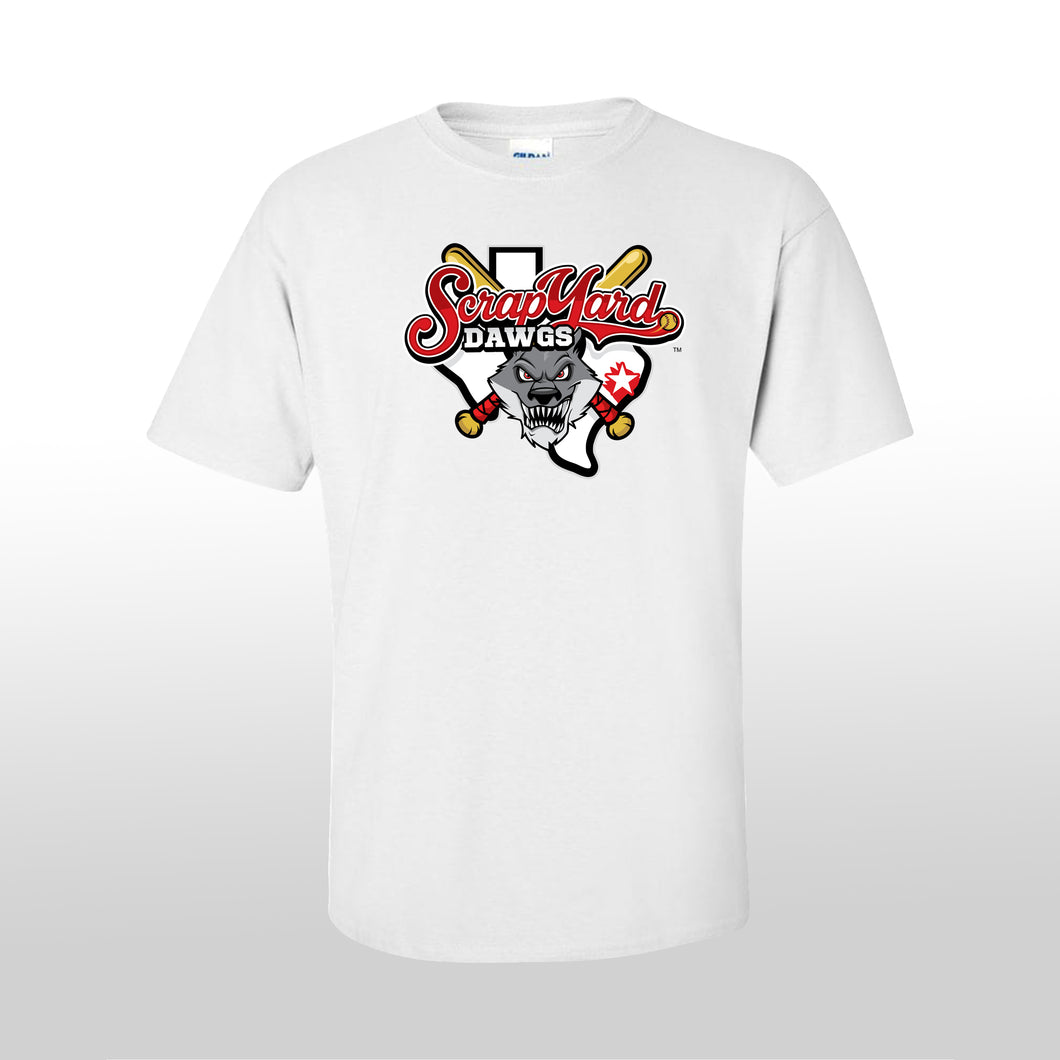 Scrap Yard Softball Practice Shirt