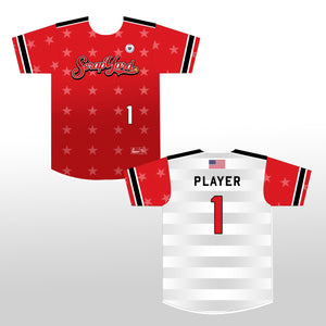 Morgan Zerkle #18 Replica Jersey
