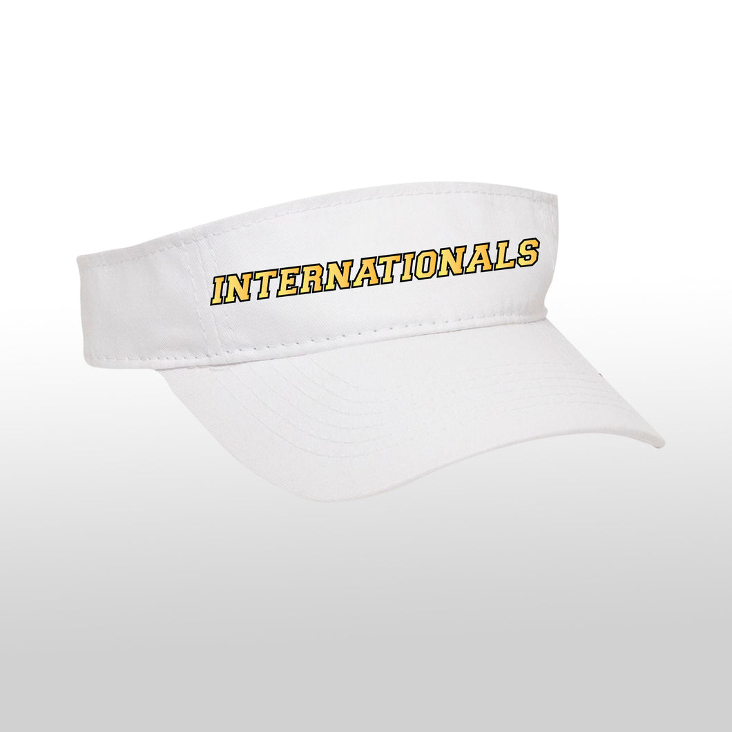 Scrap Yard Internationals Visor