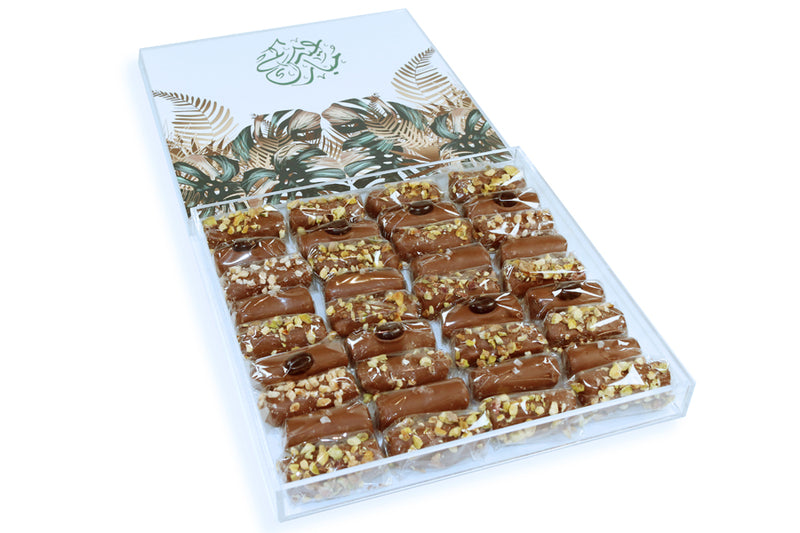 Flutes Chocolate Eid Mini Thin Tray A
