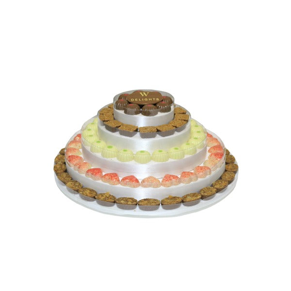 Small Circle Petit Chocolate Tray - Wedding Delights W.L.L