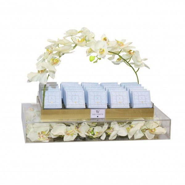 WD 3pcs Box Inner Tray - Wedding Delights W.L.L