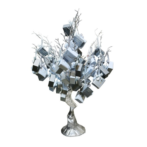 WD Boxes Tree Arrangement - Wedding Delights W.L.L