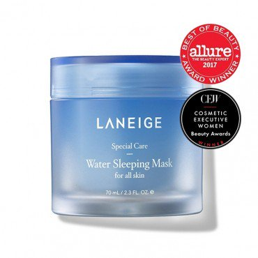 Laneige Water Sleeping Mask - Olive Kollection