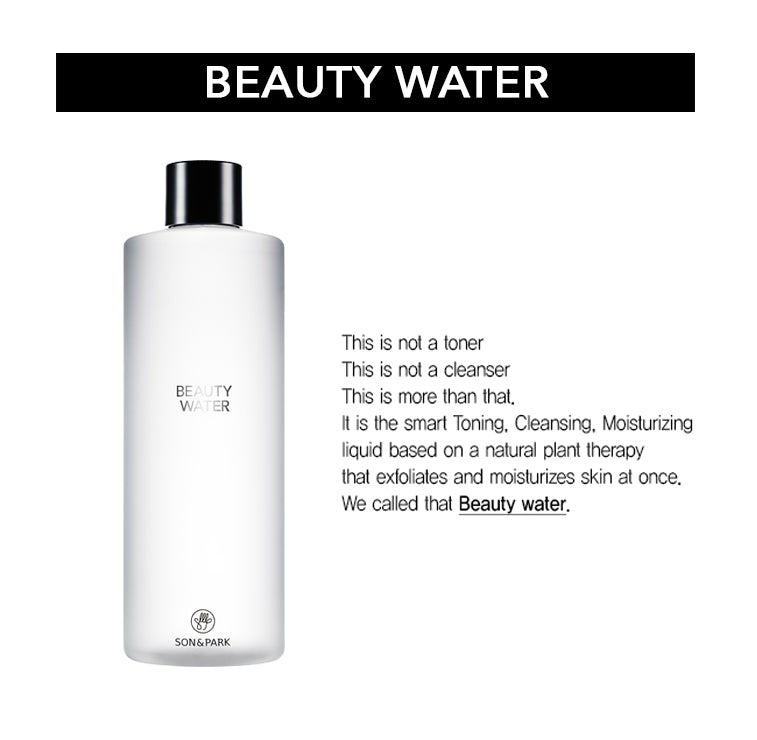 Son & Park Beauty Water - Olive Kollection