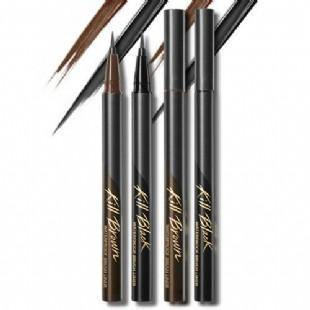 Clio Kill Waterproof Brush Liner - Olive Kollection