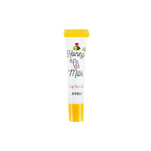 Apieu Honey & Milk Lip Scrub - Olive Kollection