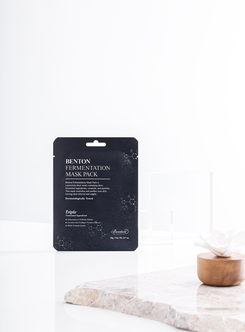 Benton Fermentation Mask Pack - Olive Kollection