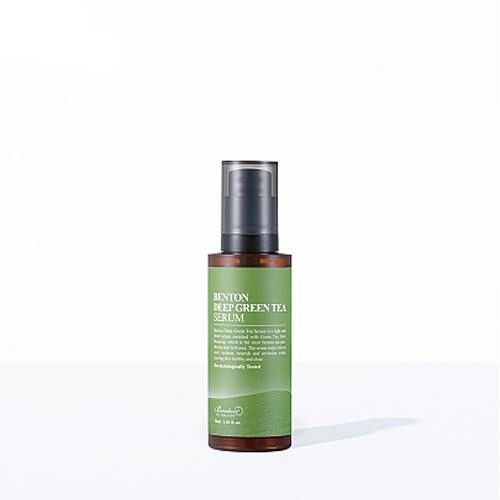 Benton Deep Green Tea Serum 30ml - Olive Kollection