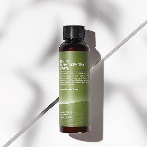 Benton Deep Green Tea Lotion - Olive Kollection
