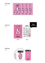 Load image into Gallery viewer, Mediheal BT21 BTS x Face Point Mask (Box - 4 Sheets)