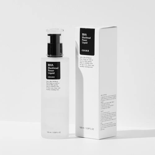 COSRX BHA Blackhead Power Liquid - Olive Kollection