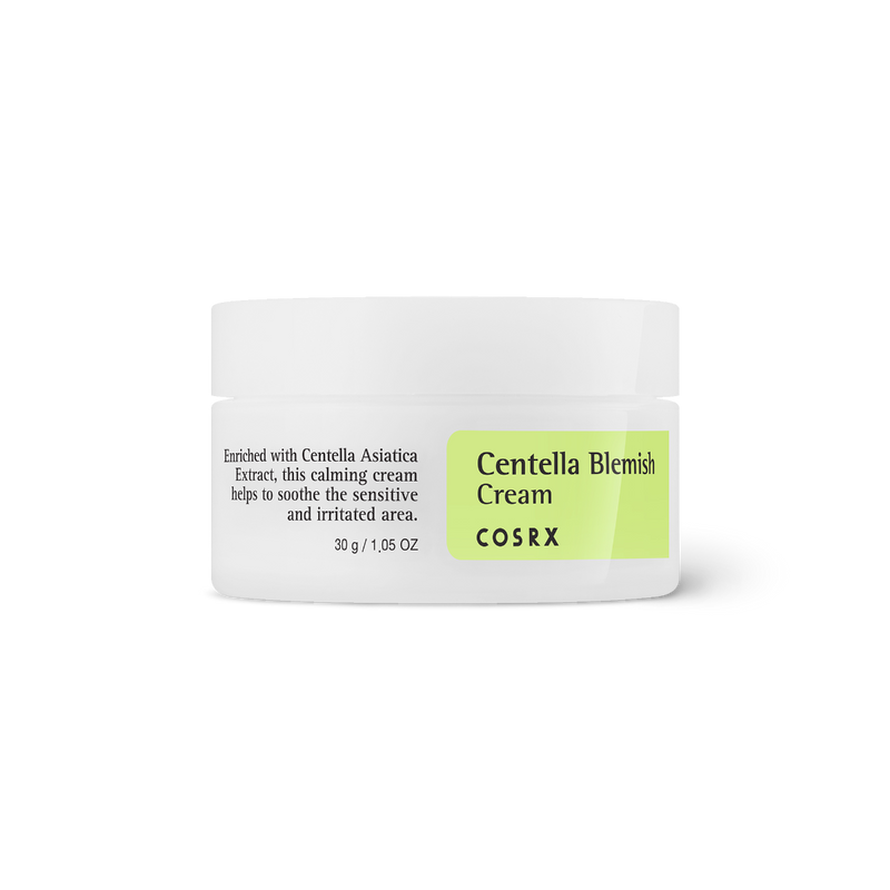 Cosrx Centella Blemish Cream - Olive Kollection