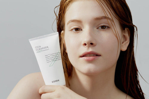 Cosrx Pure Fit Cica Cleanser - Olive Kollection