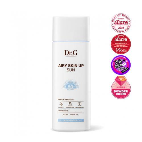 Dr.G Airy Skin Up Sun SPF50+PA++++ - Olive Kollection
