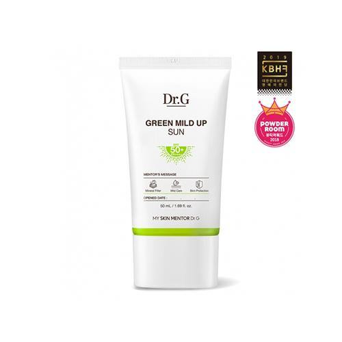 Dr.G Green Mild Up Sun SPF50+ PA++++ - Olive Kollection