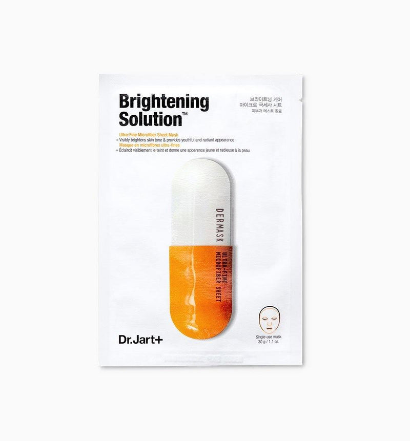 Dr. Jart Dermask Micro Jet Brightening Solution Mask - Olive Kollection