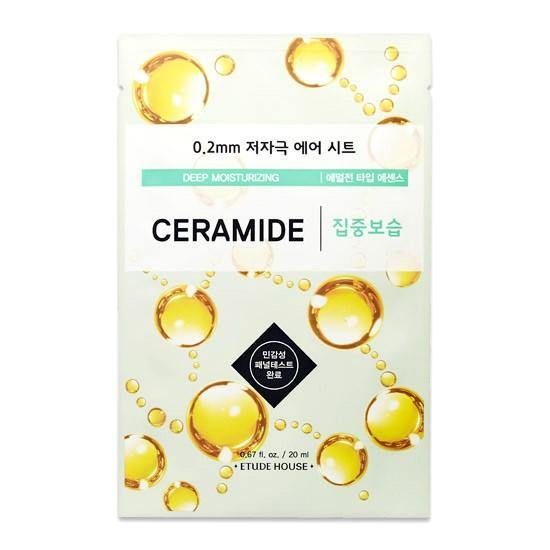 Etude House 0.2 Therapy Air Mask - Ceramide - Olive Kollection