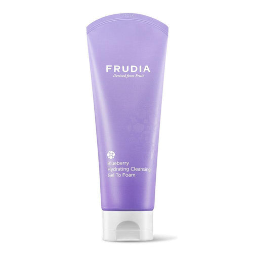Frudia Blueberry Hydrating Cleansing Gel to Foam - Olive Kollection