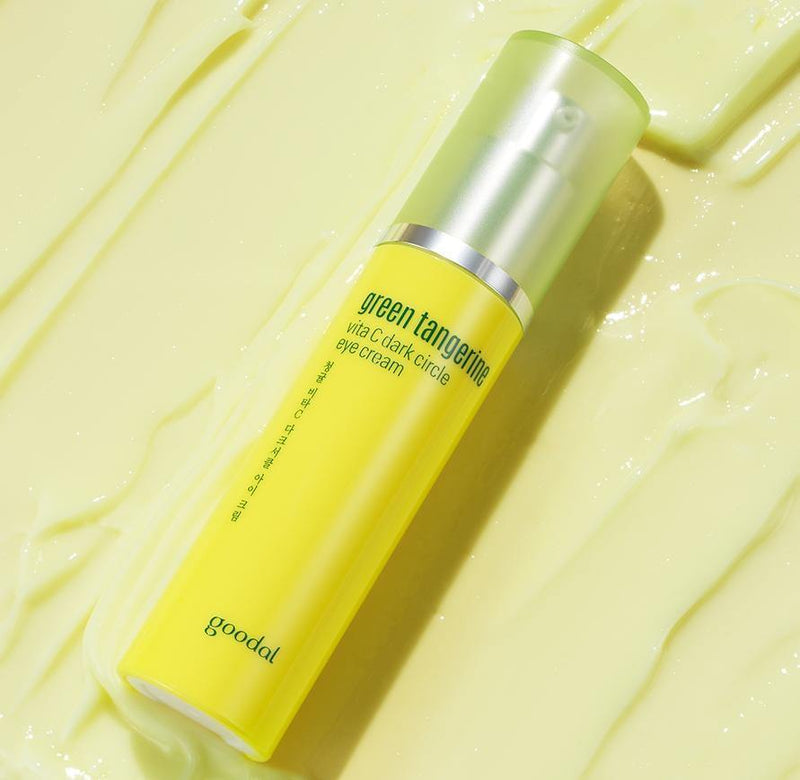 Goodal Green Tangerine Vita C Dark Circle Eye Cream - Olive Kollection