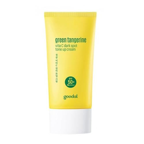 Goodal Green Tangerine Vita C Dark Spot Tone Up Cream SPF50+ PA++++ - Olive Kollection