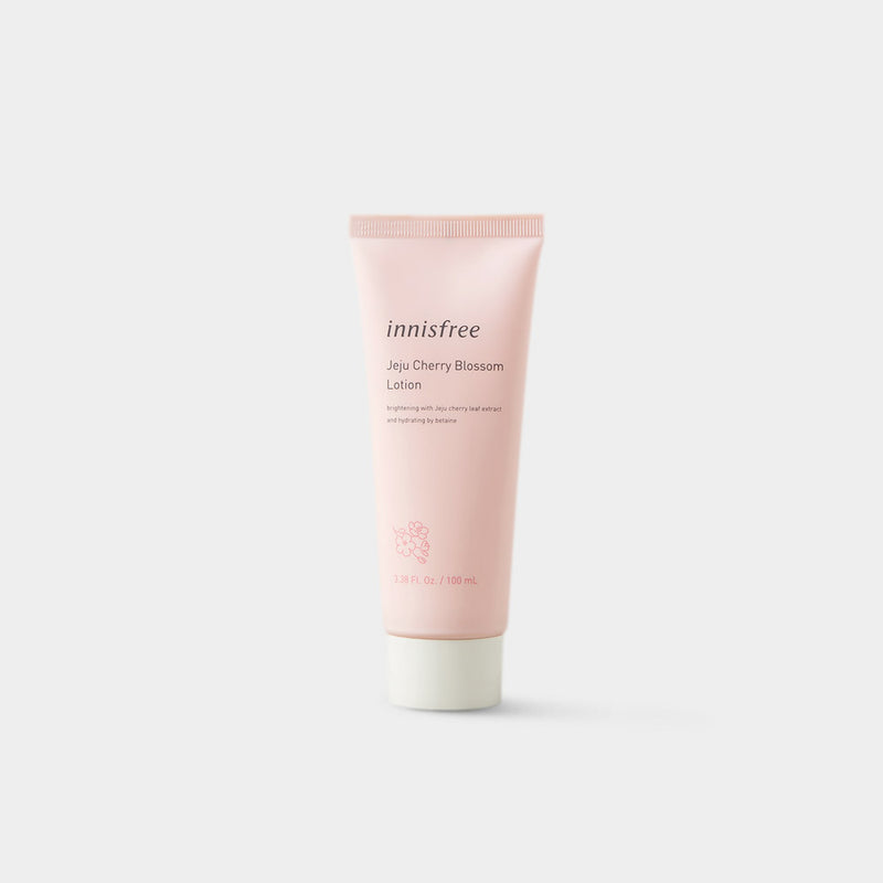 Innisfree Jeju Cherry Blossom Lotion - Olive Kollection