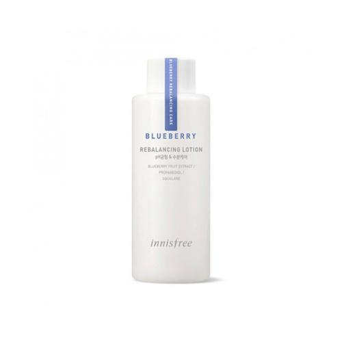 Innisfree Blueberry Rebalancing Lotion - Olive Kollection