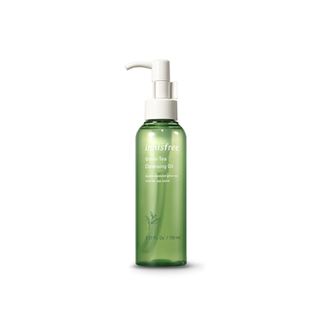 Innisfree Green Tea Cleansing Oil - Olive Kollection