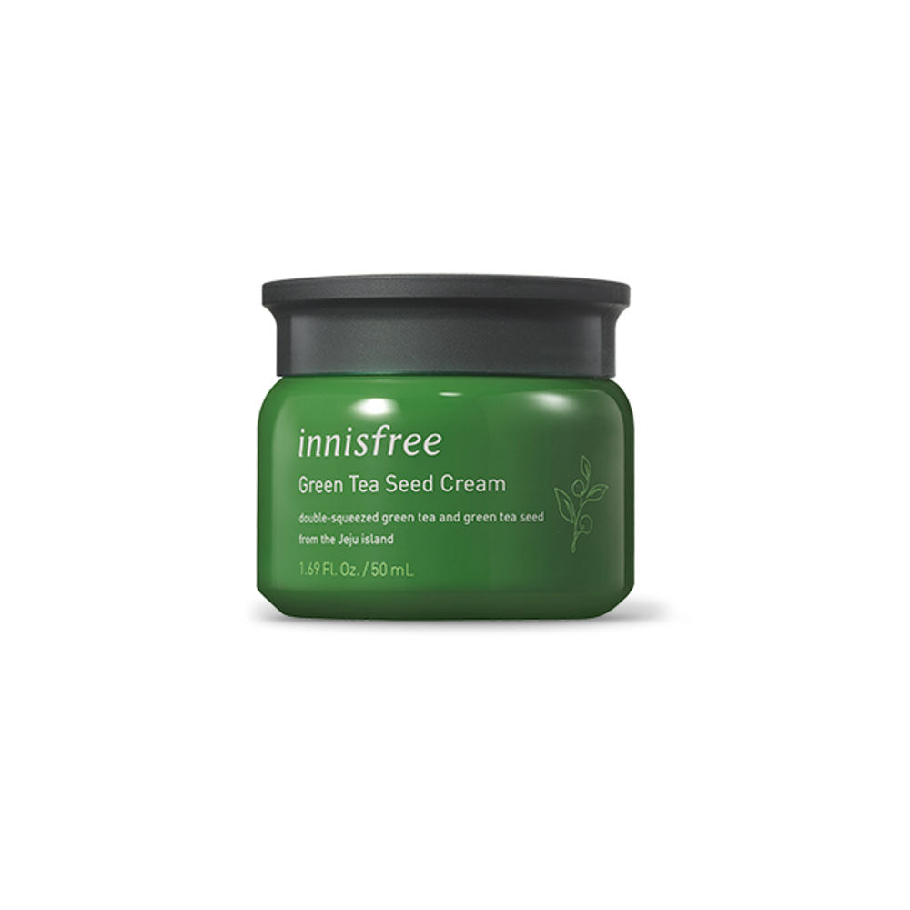 Innisfree Green Tea Seed Cream - Olive Kollection