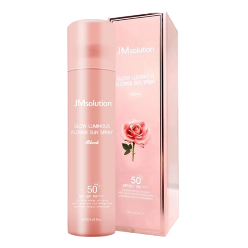JM Solution Glow Luminous Flower Sun Spray SPF50+/PA++++ - Olive Kollection