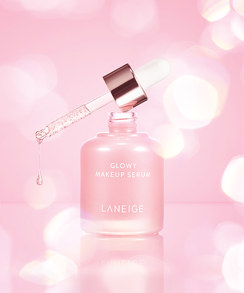 Laneige Glowy Makeup Serum - Olive Kollection
