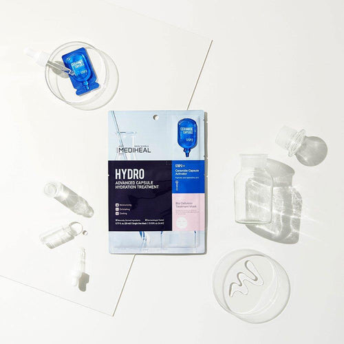 Mediheal Hydro Advanced Capsule Hydration Treatment - Olive Kollection