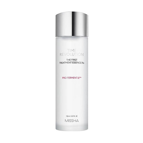 Missha Time Revolution The First Treatment Essence Rx (NEW Version) - Olive Kollection