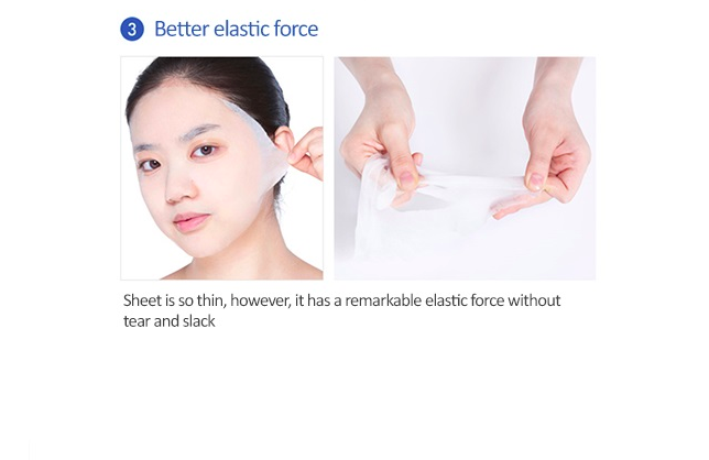 Etude House 0.2 Therapy Air Mask - White Flowers - Olive Kollection