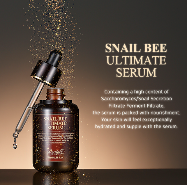 Benton Snail Bee Ultimate Serum - Olive Kollection