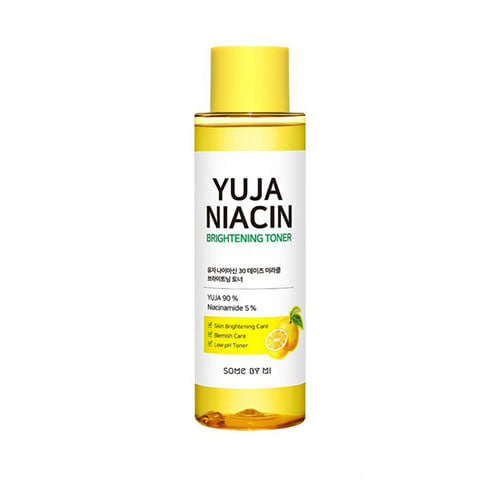 SOME BY MI Yuja Niacin Brightening Toner 150ml - Olive Kollection