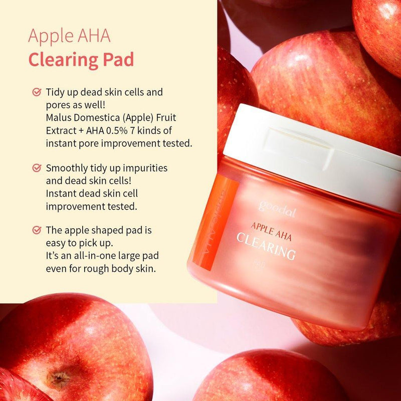 Goodal Apple AHA Clearing Pad - Olive Kollection