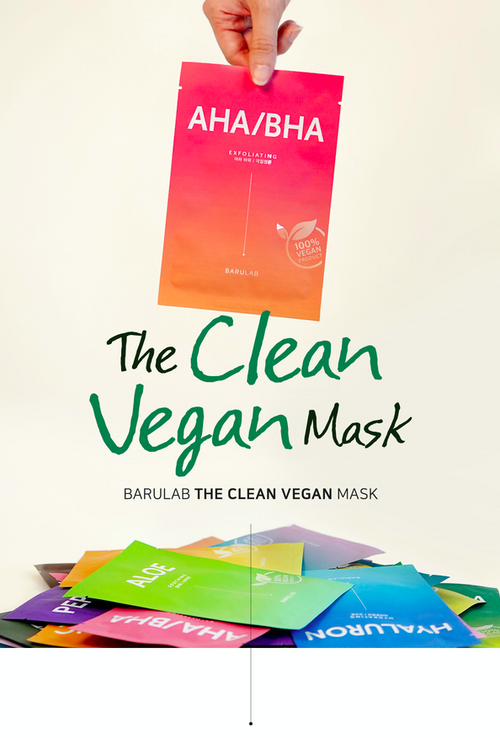 Barulab The Clean Vegan Green Tea Mask - Olive Kollection
