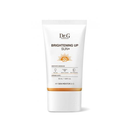 Dr. G Brightening Up Sun Plus SPF50+/PA+++ - Olive Kollection