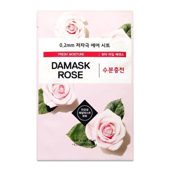 Etude House 0.2 Therapy Air Mask - Damask Rose - Olive Kollection