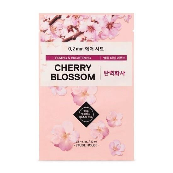 Etude House 0.2 Therapy Air Mask - Cherry Blossom - Olive Kollection