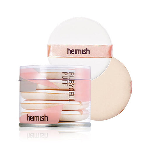 Heimish Artless Rubycell Puff (5 pcs) - Olive Kollection