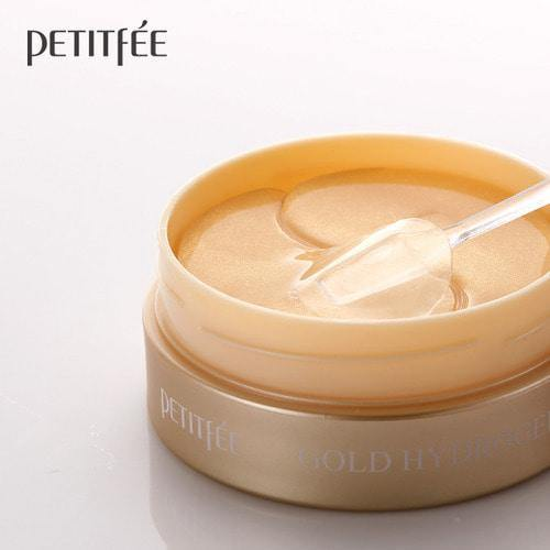 Petitfee Gold hydrogel Eye Patch - Olive Kollection