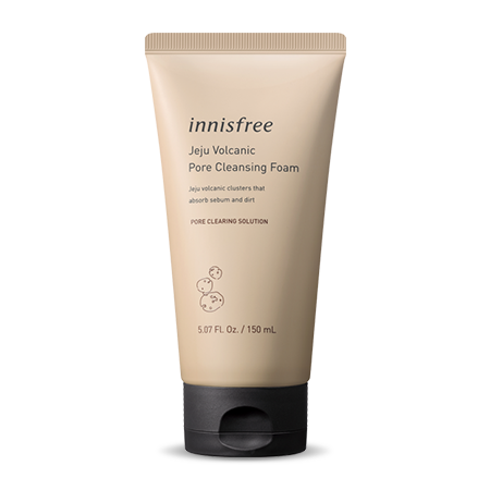 Innisfree Jeju Volcanic Pore Cleansing Foam - Olive Kollection