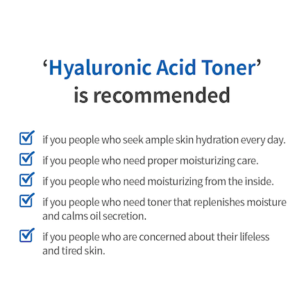 Isntree Hyaluronic Acid Toner *Renewed - Olive Kollection