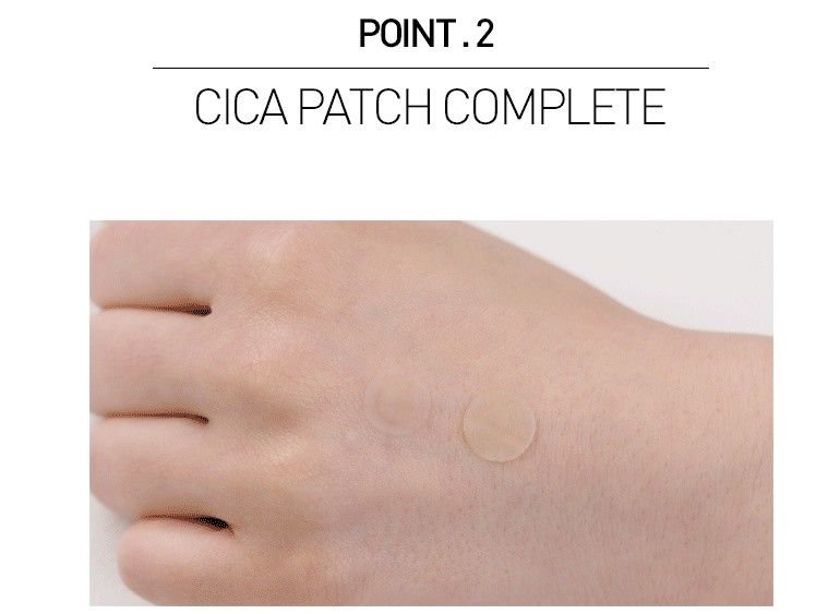 VT Cica + Care Spot Patch - Olive Kollection