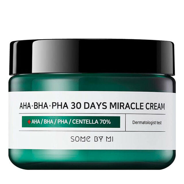 Some By Mi AHA.BHA.PHA 30 Days Miracle Cream - Olive Kollection