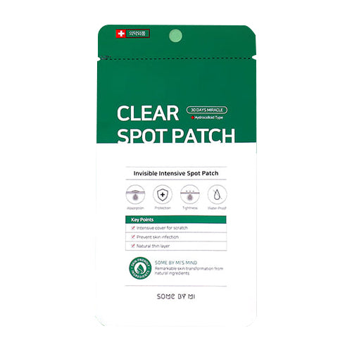 Some by Mi Clear Spot Patch - Olive Kollection